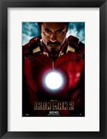 Framed Iron Man 2 2010