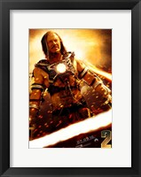 Framed Iron Man 2 Ivan Vanko
