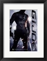 Framed G.I. Joe: Rise of Cobra - man in the shadows