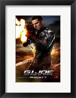 Framed G.I. Joe: The Rise of Cobra