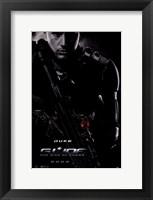 Framed G.I. Joe: Rise of Cobra - Duke