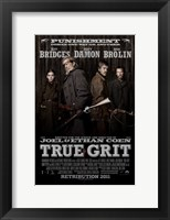 Framed True Grit Punishment