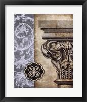 Romanesque I Framed Print