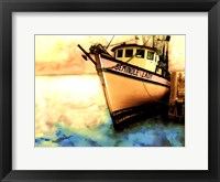 Framed Boat V