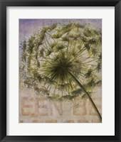 Be Green II Framed Print