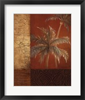 Bon Voyage I Framed Print