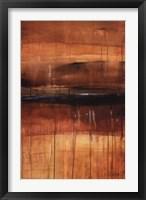 Autumn Glows II Framed Print