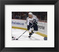 Framed Shea Weber 2010-011 Action