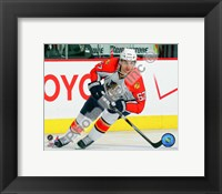 Framed Michael Frolik 2010-011 Action