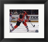 Framed David Clarkson 2010-011 Action