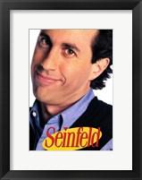 Framed Seinfeld - Jerry