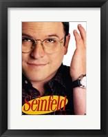 Framed Seinfeld - George