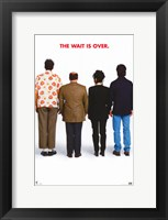 Framed Seinfeld - The wait is over