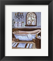 Tranquil Tub II - mini Framed Print