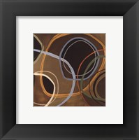 14 Friday Square II - petite Framed Print