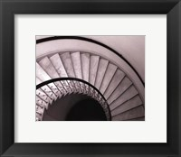 Framed Capital Stairway - mini