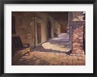 Nido Del Alma Framed Print