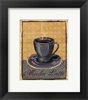 Coffee Club II - mini Framed Print