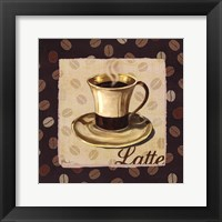 Cup of Joe III Framed Print