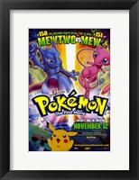 Framed Pokemon: The First Movie