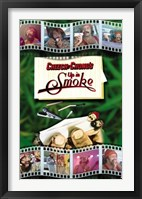 Framed Cheech and Chong - Up In Smoke