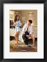 Framed No Strings Attached