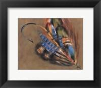 Framed Captive Colors III