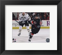 Framed Jeff Skinner 2010-11 Action