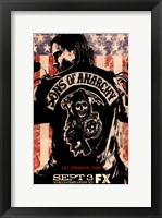 Framed Sons of Anarchy