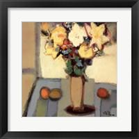 Framed Still Life IV