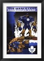 Framed Maple Leafs® - Guardian 11