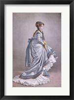 Framed Die Kokotte', 1875