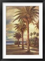 Framed Tropical Splendor II