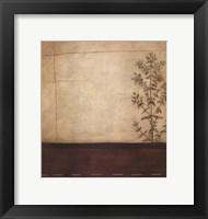 Zen Garden 1 Framed Print