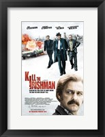 Framed Kill the Irishman