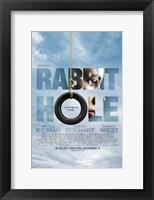 Framed Rabbit Hole