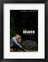 Framed Beaver