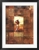 Fairway II Framed Print