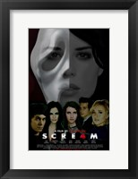 Framed Scream 4