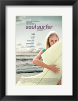 Framed Soul Surfer