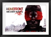 Framed Homefront (Blindfold)