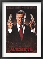 Framed Machete - The Senator