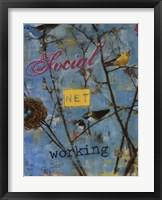 Framed Social Networking