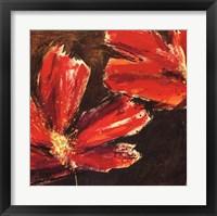 Framed Scarlet Fever I