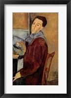 Framed Self Portrait, 1919