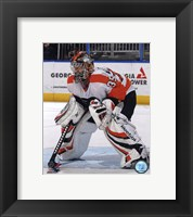 Framed Sergei Bobrovsky 2010-11 Action