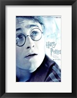 Framed Harry Potter and the Deathly Hallows: Part II - Harry