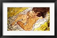 Framed Embrace, 1917