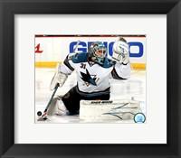 Framed Antti Niemi 2010-11 hockey