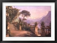 Framed Loggia Fra Como